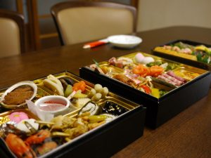 Traditional, Japanese food; Slightly non-traditional, Japanese family – Where Next Japan