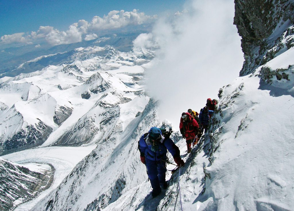 Mount Everest - Deadly Everest - Pictures - CBS News