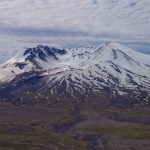 Mt. St. Helens 20,30 & 35 years after eruption