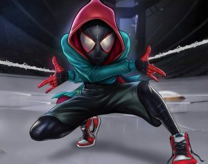Spiderman 4k Miles Morales, HD Superheroes, 4k Wallpapers, Images, Backgrounds, Photos and Pictures