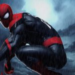 Spiderman 4k Raining, HD Superheroes, 4k Wallpapers, Images, Backgrounds, Photos and Pictures