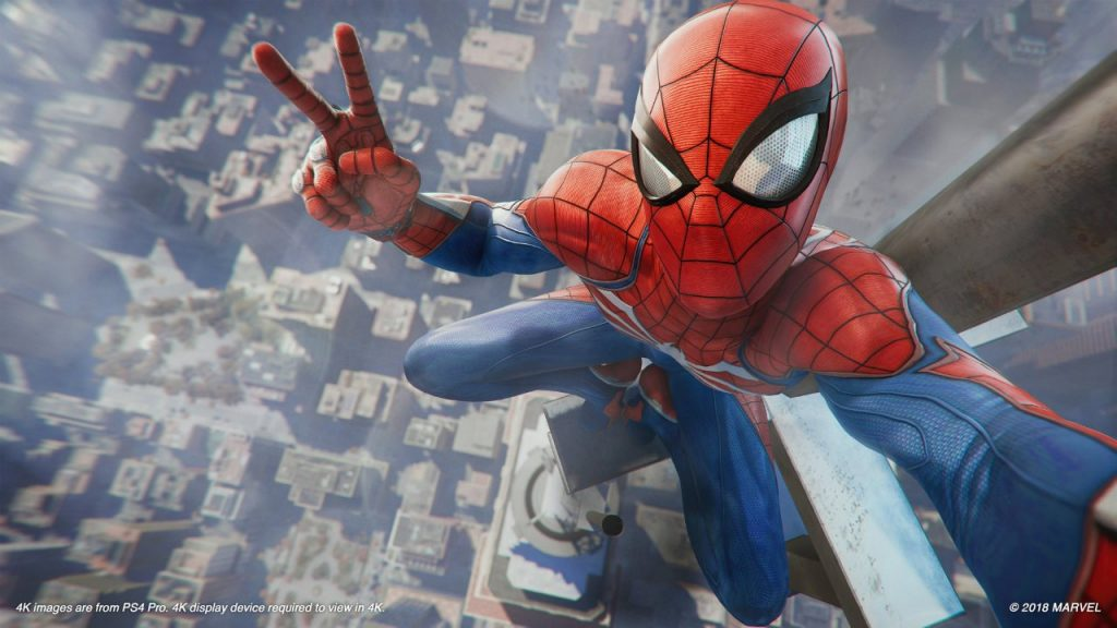 Spider-Man Gameplay Video Shows Tutorial Mission, Combat, Traversal, and More  Technology News