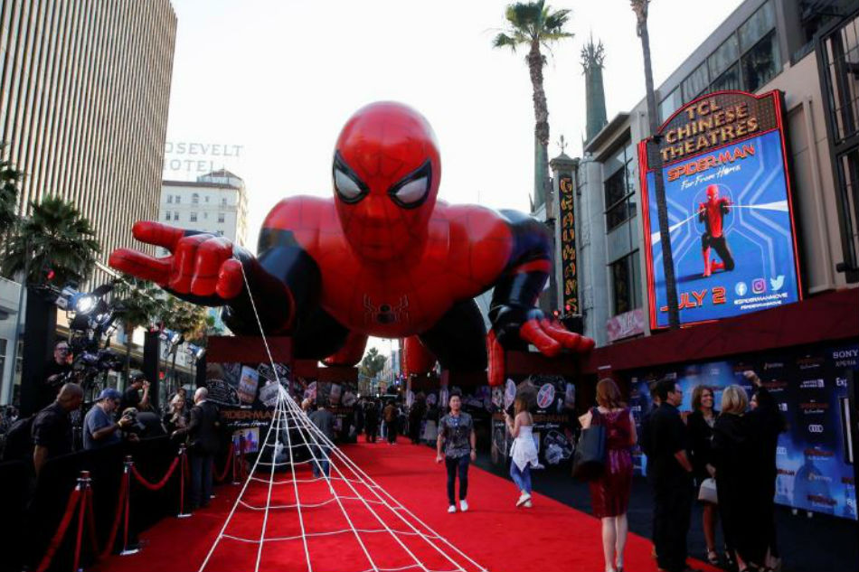 Box Office: 'Spider-Man: Far From Home' debuts with heroic 5 million  ABS-CBN News