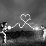 The Innovative Black and White Pre Wedding Photoshoot What Every Couple Dreamed Of