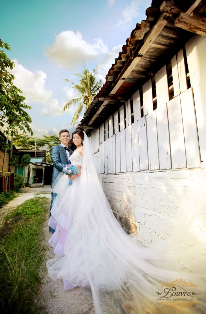 Local Pre-wedding Photography  Check-in at your Destination Wedding