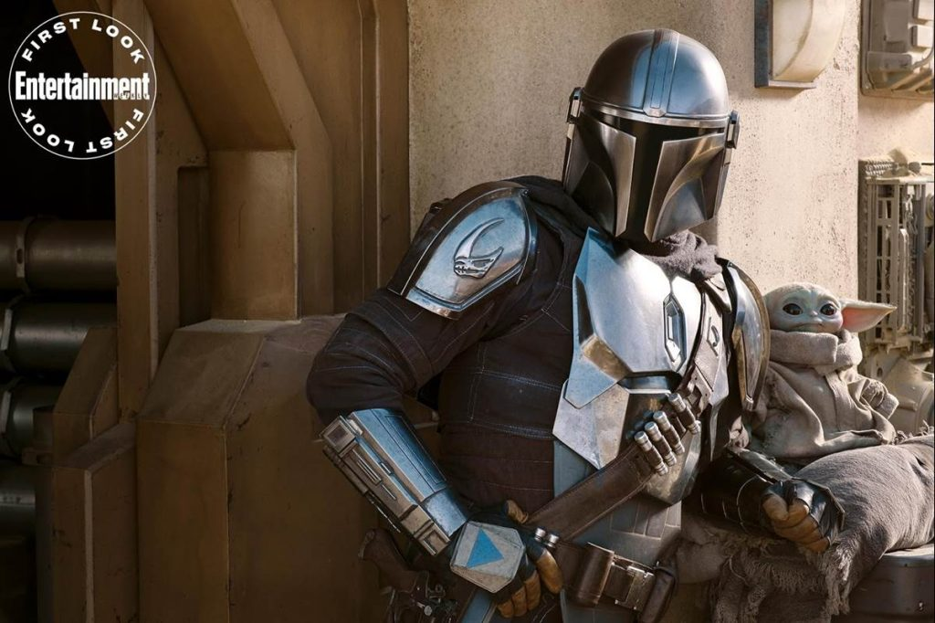 """Entertainment Weekly Takes Fans to Galaxy Far, Far Away with First Look at """"The Mandalorian"""