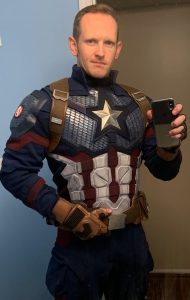 Looking for advice on Captain America suits  RPF Costume and Prop Maker Community