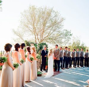 Old California Wedding - Once Wed