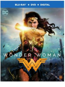 Wonder Woman Blu-ray Officially Announced, Box Art and Details Revealed - IGN