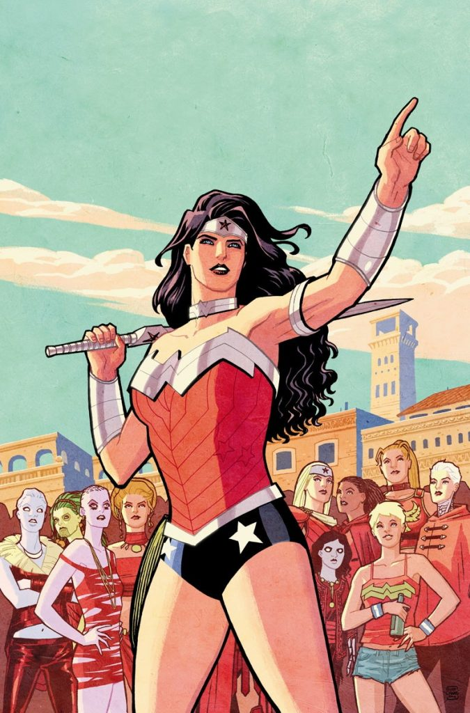 Wonder Woman #35 is a Conclusion Worthy of a God (Review)