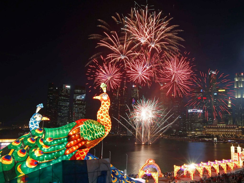Lunar New Year 2015: 23 dazzling pictures of the Year of the Goat celebrations  The Independent